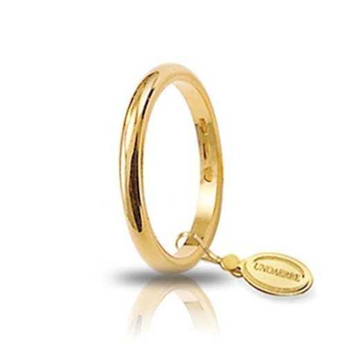 Francesina unoaerre 30AFN4GUnoaerre Italian jewellery Fedi Anelli Nuziali 200,00€ 30AFN4G