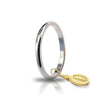 Francesina unoaerre 15AFN4B bianca Unoaerre Italian jewellery Fedi Classiche 15AFN4B