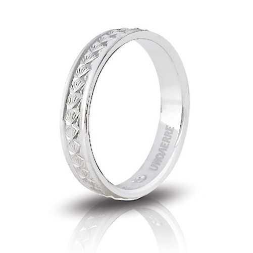 Fedina unoaerre in argento AF285Unoaerre Silver jewellery Fedine 24,00€ 1R-AF285