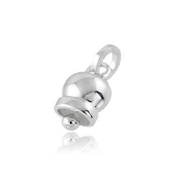 Ciondolo campanella in argento 925 Alexia Gioielli Ciondoli RB-CN11AG