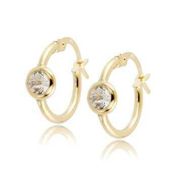 Orecchini bimba in oro giallo Zoppi Gioielli jewelry Orecchini Kids ORB175AU