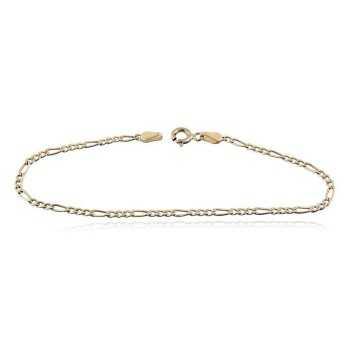 Bracciale a catena alternata in oro giallo Zoppi Gioielli jewelry Bracciali Uomo BR145AUG