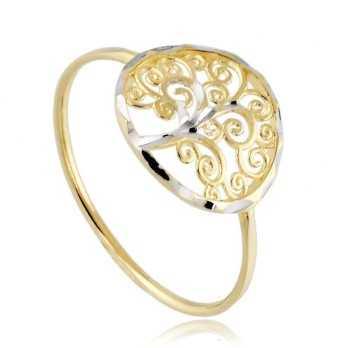 Anello donna albero della vita Zoppi Gioielli jewelry Anelli Donna AN120AU38