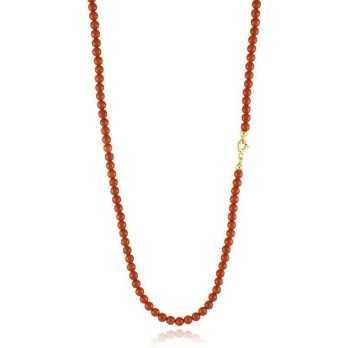 Collana di corallo 3,5 mm chiusura in oroZoppi Gioielli Gioielli con Perle 70,00€ CLC900B7M