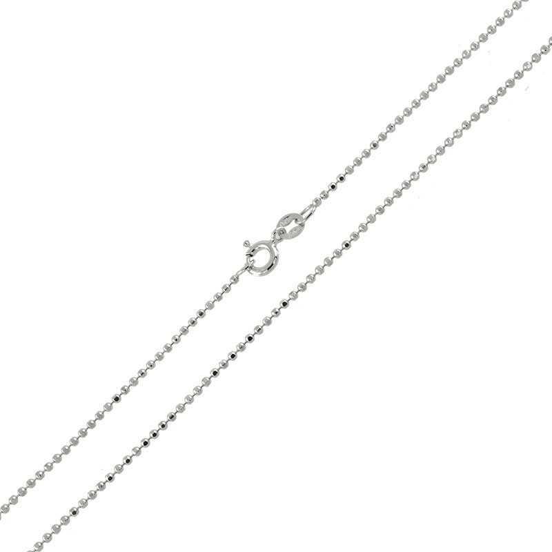 Catenina a pallini in argento 50cmAlexia Gioielli Catene e catenine 14,00€ RB-CTP300AG50