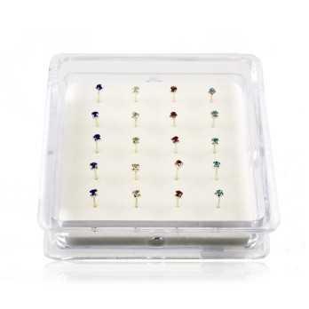Piercing da naso in argento Accessori Uomo 15,00€