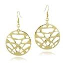 Orecchini pendenti in bronzo galvanizzato oro 24ktI Think Jewels Orecchini Donna 32,00€ ITJ-CL349G