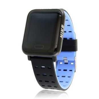 Smartwatch Nike swblu NIKE Sport watch Orologi Sportivi uomo NKOR600-SWBLU