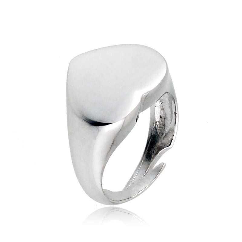 Anello da mignolo a cuore in argento lucidoAlexia Gioielli Anelli Donna 23,00€ RB-ANM18AG