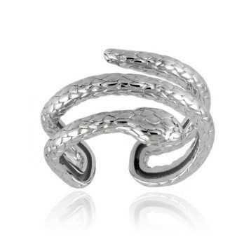 Anello a serpente in argento Alexia Gioielli Anelli Donna RB-AN230AGS