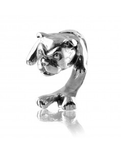 Anello cane in argento  Anelli Donna UC-AN30AG01
