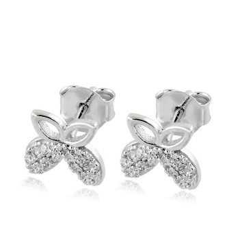 Orecchini toppe con farfalleOsa jewels Orecchini Donna 22,00€ OSA6455