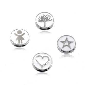 Simboli 9mm - Osa name Osa jewels Accessori Osa name 7045-S