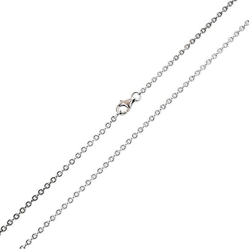 Catenina in acciaio 50cm Osa jewels Catene e catenine CTOSA98