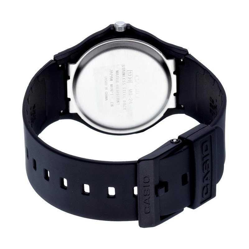 Orologio casio analogico MQ24 Casio Orologi Solo Tempo uomo MQ-24-BLL