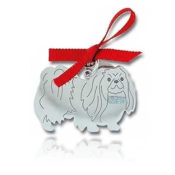 Ciondolo Cane Pechinese Unoaerre Silver jewellery Happy Pets 1R-AG1266