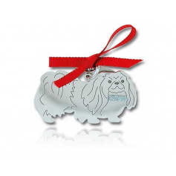 Ciondolo Cane PechineseUnoaerre Silver jewellery Happy Pets 27,00€ 1R-AG1266