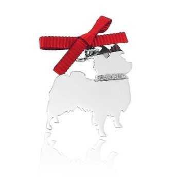 Ciondolo Cane Meticcio-VolpinoUnoaerre Silver jewellery Happy Pets 27,00€ 1R-AG845