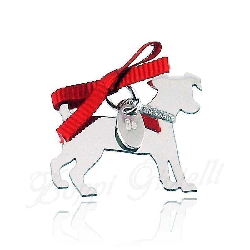 Ciondolo Cane Jack Russel Unoaerre Silver jewellery Happy Pets 1R-AG841