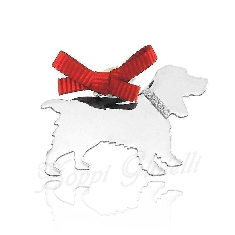 Ciondolo Cane CocherUnoaerre Silver jewellery Happy Pets 27,00€ 1R-AG840