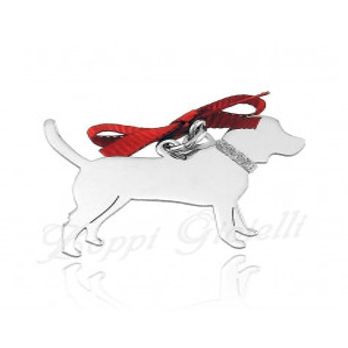 Ciondolo Cane Meticcio medio  Happy Pets 1R-AG843