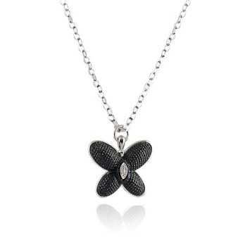 Collana con libellula in acciaioByblos jewels Promozioni 15,00€ BB-9822L