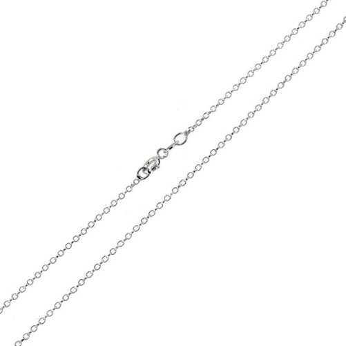 Catenina a rolò diamantata 90 cmAlexia Gioielli Catene e catenine 18,00€ CT350AG90R