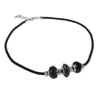Girocollo con perle di Murano colorate Osa jewels Promozioni 70101