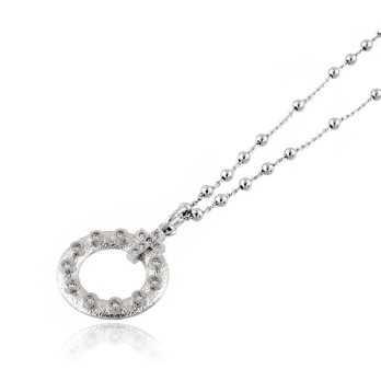 Collana a rosario in argento con ciondoloAlexia Gioielli Collane religiose 40,00€ RB-CL360AGR