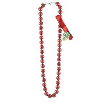Collana con corallo di perle di kultra 10mm