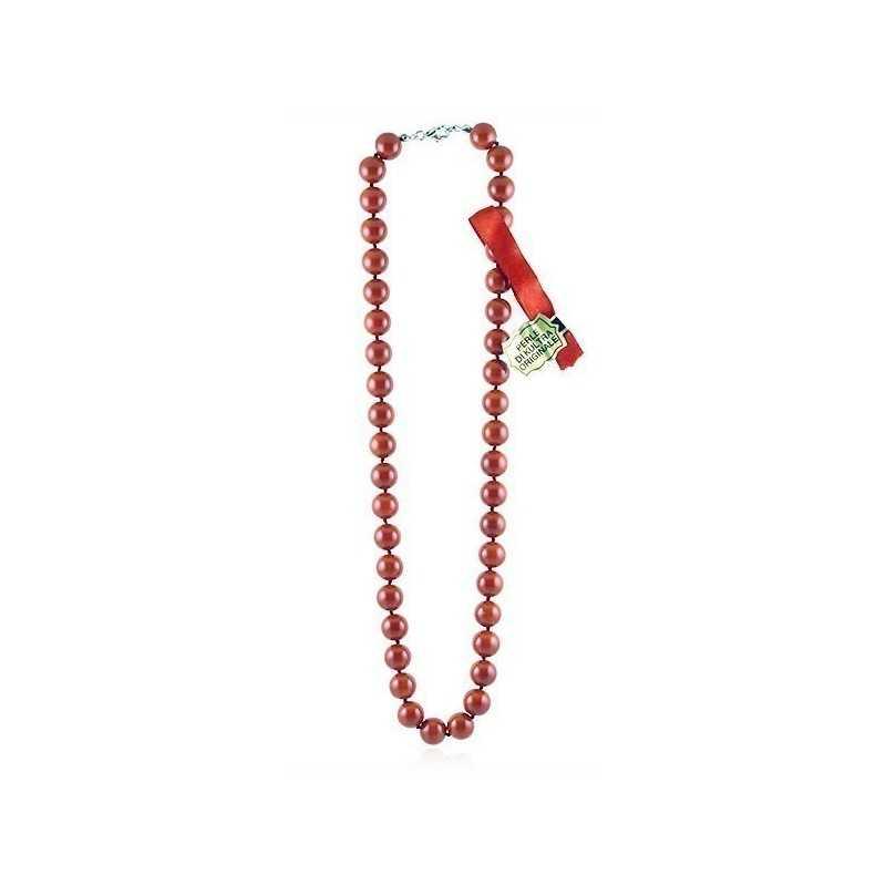 Collana con corallo di perle di kultra 10mm Alexia Gioielli Promozioni RB-CL100ACC10