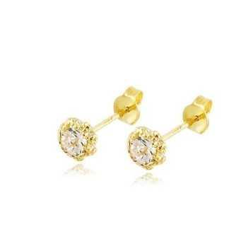 Orecchini punto luce in oro giallo Zoppi Gioielli jewelry Orecchini Donna OR50AU
