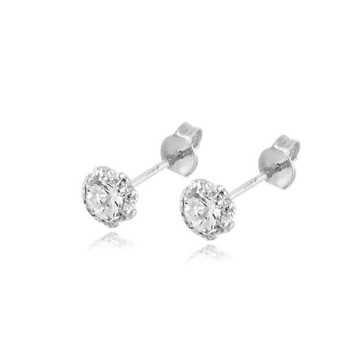 Orecchini punto luce in oro bianco Zoppi Gioielli jewelry Orecchini Donna OR050AUB