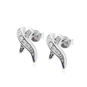 Orecchini donna in argento e swarovski Zoppi Gioielli bijoux Orecchini Donna ITJ-OR7AG