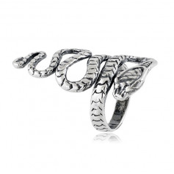 Anello a serpente in argento 925Alexia Gioielli Anelli Donna 25,00€ AN200AG