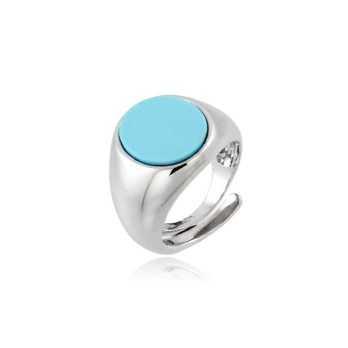 Anello mignolo in argento con turcheseZoppi Gioielli - Multibrand Home 38,00€ AN22AGT