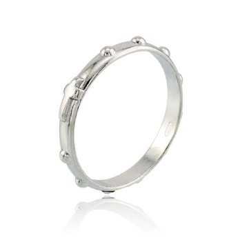 Anelli Anello a rosario in argento Puca Jewels