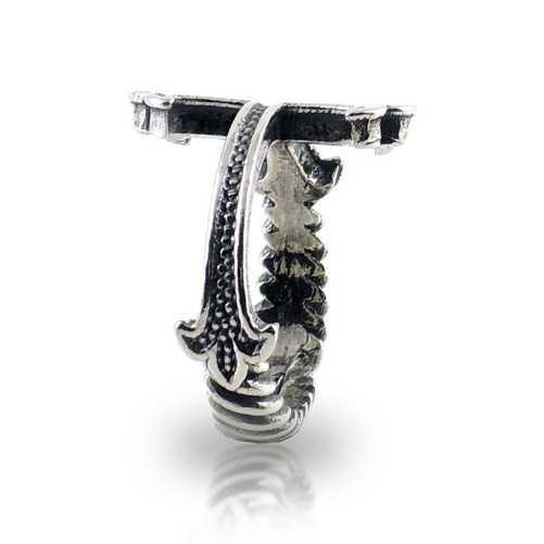 Anello medievale in argento antichizzato Alexia Gioielli Anelli Uomo RBAB22U