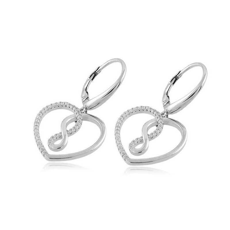 Orecchini Amore infinito in argentoOsa jewels Orecchini Donna 49,00€ OSA6862