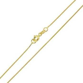 Catenina 60 cm in argento dorato Alexia Gioielli Catene e catenine RB-CT23AGO60
