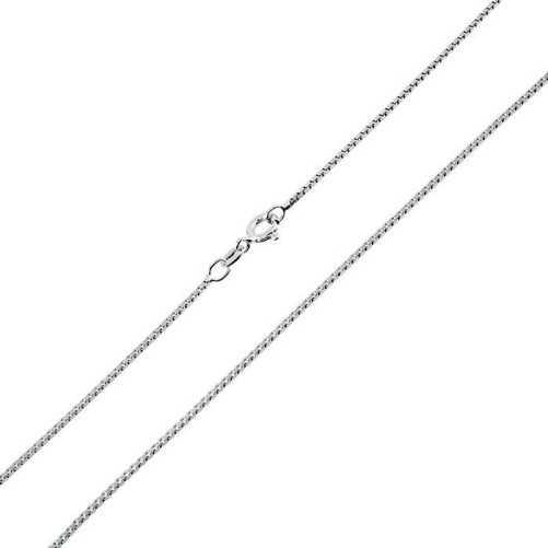 Catenina in argento 40 cm veneziana Zoppi Gioielli bijoux Catene e catenine CT280AG40V