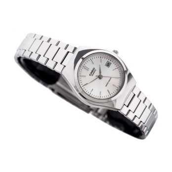 Casio orologio donna in acciaio