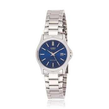 Casio Ladies Fashion Blue Casio Orologi Classici donna LTP-1183A-2ADF